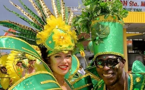 Curacao Carnival 2018!